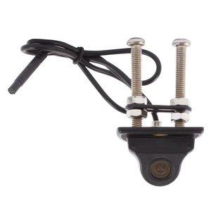 Универсальная камера переднего вида (черная) CS-002