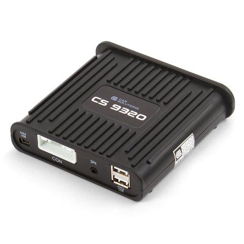 Навигационный блок CS9320 на Android для штатных мониторов (GPS и ГЛОНАСС)
