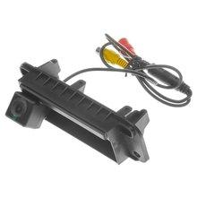 Камера заднего вида в ручку багажника для Mercedes Benz C класса 2012 2013 г.в. - Краткое описание