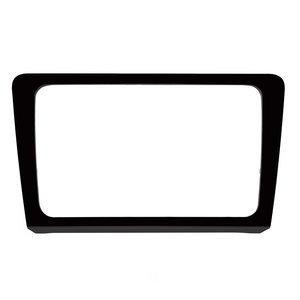 Monitor Trim Plate for Skoda 2013 14 MY for RCD510, RNS510, RCD310, RNS310, RNS315 black