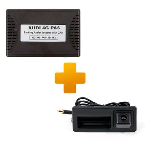 Rear View Camera Connection Kit for Audi A3