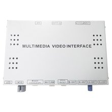 Multimedia on OS Android 7.1 for Mercedes Benz 2019 2020 YM OEM monitors - Short description