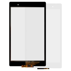 Touchscreen compatible with Sony Xperia Tablet Z3 Compact, (white)