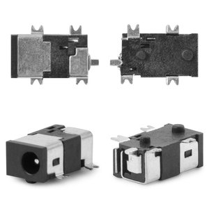 Charge Connector for Tablets, (d 2,5 mm, type 6)