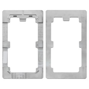 LCD Module Mould for Samsung N7100 Note 2, N7105 Note 2 Cell Phones, (for glass gluing , aluminum)
