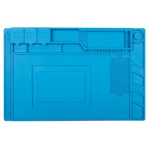 Insulation Pad S-160, (antistatic, 450 mm, 300 mm, with magnetic compartments)