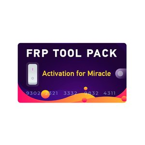 Miracle FRP Tool Pack