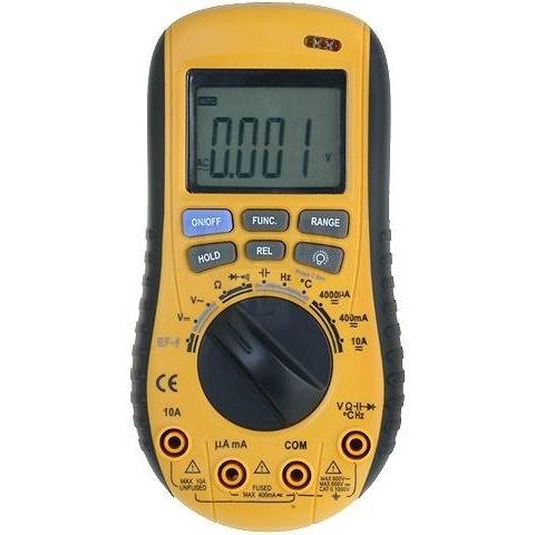 Цифровой мультиметр AXIOMET AX MS8250 с детектором напряжения