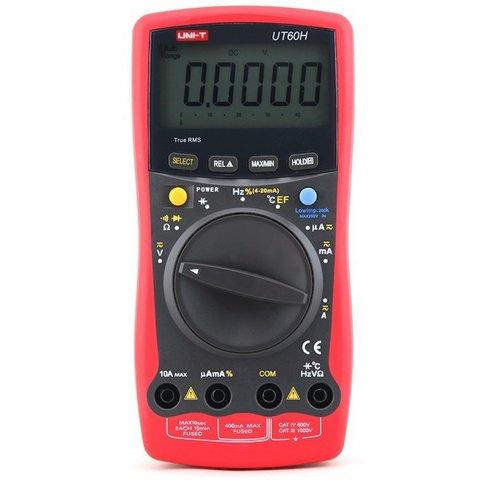 Цифровий мультиметр UNI T UTM 160H UT60H