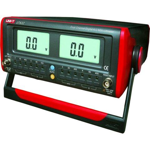 Цифровий вольтметр змінного струму UNI T UT632