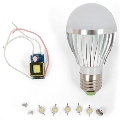 Комплект для збирання світлодіодної лампи SQ Q02 5 Вт теплий білий, E27
