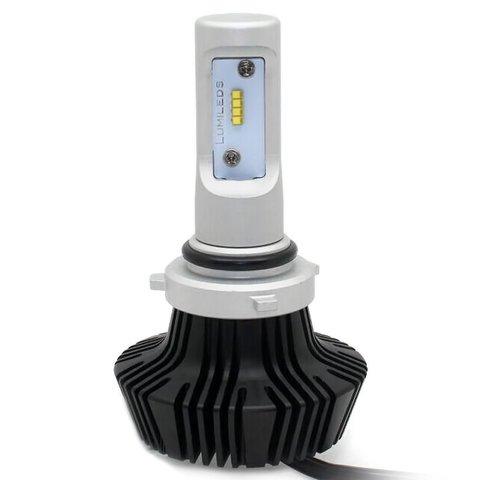 Набір світлодіодного головного світла UP 7HL 9006W 4000Lm HB4, 4000 лм, холодний білий