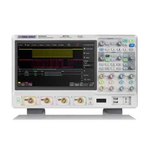 Фосфорний цифровий осцилограф SIGLENT SDS5032X