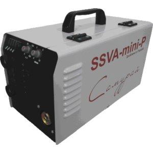 """Сварочный инвертор SSVA mini-P """"Самурай"""" с горелкой"""