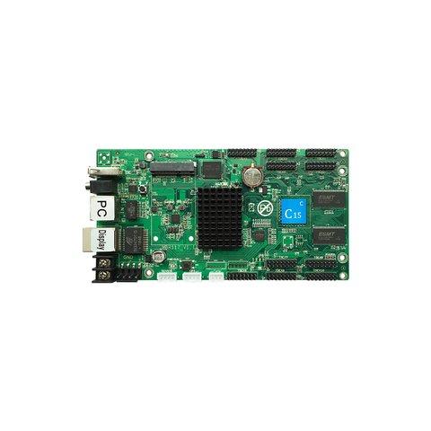 Контролер LED дисплея Huidu HD C15C 384×320, 1024×120, 240×512, з Wi Fi модулем