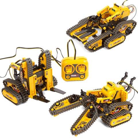 """""""Tractor todoterreno"""", juego de construcción CIC 21 536N"""