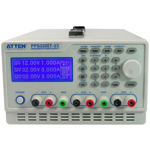 Programmable Power Supply ATTEN PPS3205T-3S