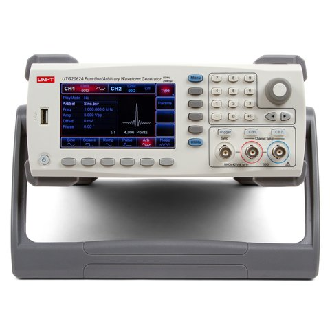 DDS Arbitrary Waveform Generator UNI T UTG2062A