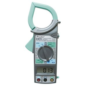 Pinza amperimétrica Pro'sKit MT-3266