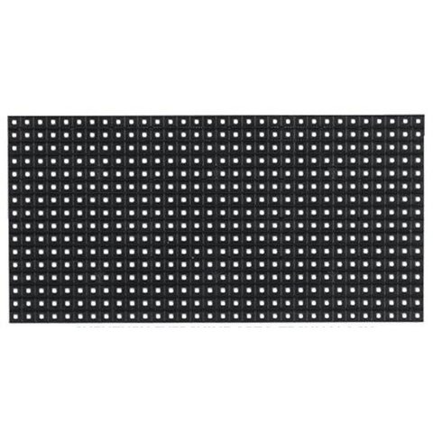 Outdoor LED Module P10 RGB SMD monochrome, white, 320 × 160 mm, 32 × 16 dots, IP65, 3800 nt