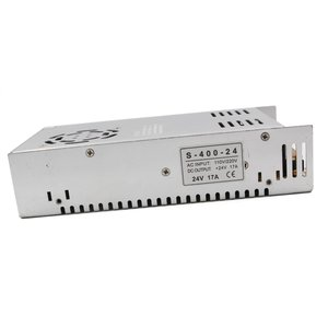 Блок питания для светодиодных лент 24 В, 17 A (400 Вт), 110-220 В