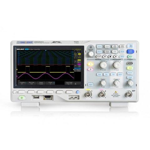 Super Phosphor Oscilloscope SIGLENT SDS2352X E